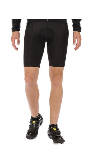 Gonso Teglio V2 Spodenki rowerowe na szelkach krótkie Mężczyźni czarny